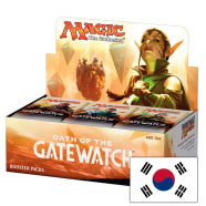 Oath of the Gatewatch - Booster Box (Korean) Thumb Nail