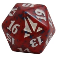 Oath of the Gatewatch - D20 Spindown Life Counter - Red Thumb Nail