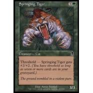 Springing Tiger Thumb Nail