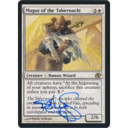 Magus of the Tabernacle Signed by Randy Gallegos Thumb Nail