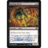 Spitting Sliver Signed by Steve Ellis Thumb Nail
