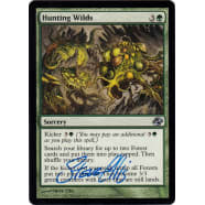Hunting Wilds Signed by Steve Ellis (Planar Chaos) Thumb Nail