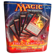 Premium Deck Series - Fire and Lightning Thumb Nail