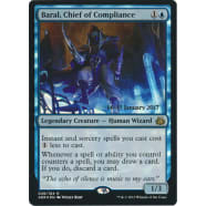 Baral, Chief of Compliance Thumb Nail