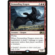 Demanding Dragon Thumb Nail
