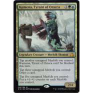 Kumena, Tyrant of Orazca Thumb Nail