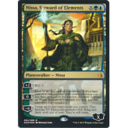 Nissa, Steward of Elements Thumb Nail