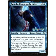 Tetsuko Umezawa, Fugitive Thumb Nail