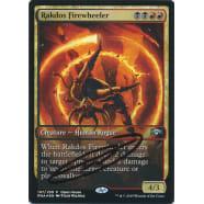 Rakdos Firewheeler PROMO Signed by Tyler Walpole Thumb Nail