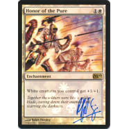 Honor of the Pure PROMO Signed by Ralph Horsley Thumb Nail