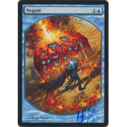 Negate Textless PROMO  Signed by Ralph Horsley Thumb Nail