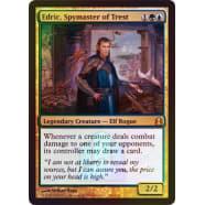 Edric, Spymaster of Trest (Oversized Foil) Thumb Nail