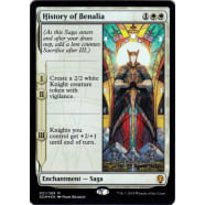 History of Benalia Thumb Nail
