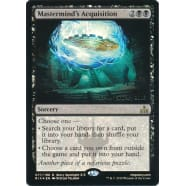 Mastermind's Acquisition Thumb Nail