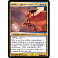 Bruna, Light of Alabaster (Oversized Non-Foil) Thumb Nail