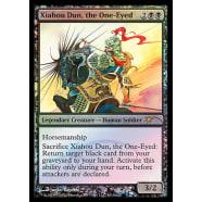 Xiahou Dun, the One-Eyed Thumb Nail