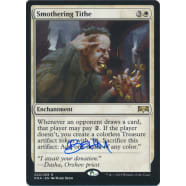 Smothering Tithe Signed by Mark Behm Thumb Nail