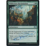 Wilderness Reclamation FOIL Signed by Tyler Walpole Thumb Nail
