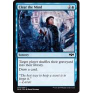 Clear the Mind Thumb Nail