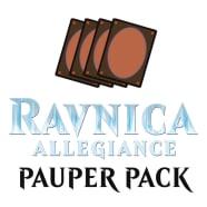 Ravnica Allegiance - Pauper Set Thumb Nail