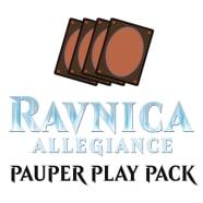 Ravnica Allegiance - Pauper Play Set Thumb Nail