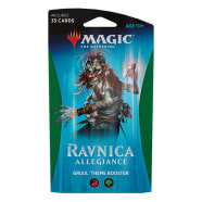 Ravnica Allegiance - Theme Booster - Gruul Thumb Nail