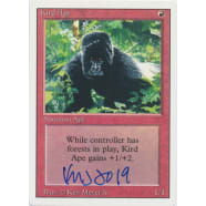 Kird Ape Signed by Ken Meyer Jr. Thumb Nail
