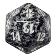 Rise of the Eldrazi - D20 Spindown Life Counter - Black Thumb Nail