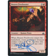 Brazen Freebooter Signed by Randy Gallegos Thumb Nail