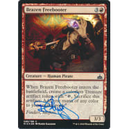 Brazen Freebooter FOIL Signed by Randy Gallegos Thumb Nail
