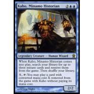 Kaho, Minamo Historian Thumb Nail