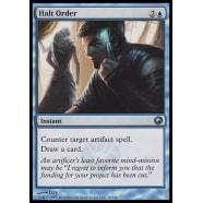 Halt Order Thumb Nail