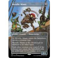 Metallic Mimic Thumb Nail