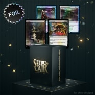 Secret Lair Drop Series - Artist Series: Mark Poole Foil Edition Thumb Nail