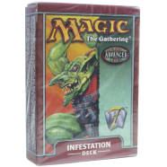 Seventh Edition Precon - Infestation Deck (Theme Deck) Thumb Nail