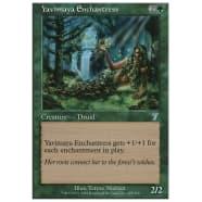 Yavimaya Enchantress Thumb Nail