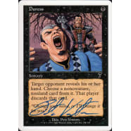 Duress Signed by Pete Venters Thumb Nail