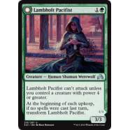 Lambholt Pacifist // Lambholt Butcher Thumb Nail