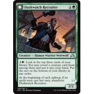 Duskwatch Recruiter // Krallenhorde Howler Thumb Nail