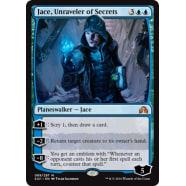 Jace, Unraveler of Secrets Thumb Nail