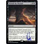 Behold the Beyond FOIL Signed by Noah Bradley Thumb Nail