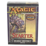 Starter Precon - Deadly Instinct (Theme Deck) Thumb Nail