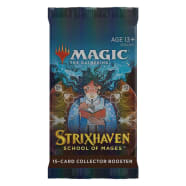 Strixhaven: School of Mages - Collector Booster Pack Thumb Nail