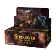 Strixhaven: School of Mages - Draft Booster Box (1) Thumb Nail