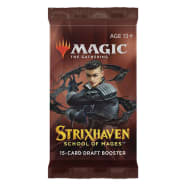 Strixhaven: School of Mages - Draft Booster Pack Thumb Nail