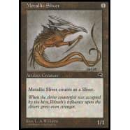 Metallic Sliver Thumb Nail