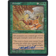 Overrun Signed by Jeff Miracola (Tempest) Thumb Nail