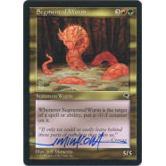 Segmented Wurm Signed by Jeff Miracola (Tempest) Thumb Nail