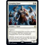 Grasping Giant Thumb Nail