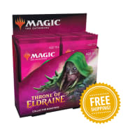 Throne of Eldraine - Collector Booster Box (1) Thumb Nail